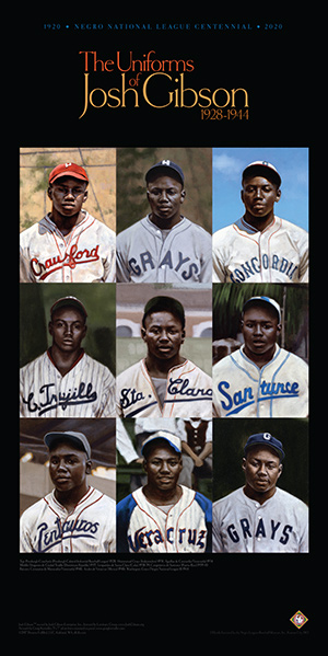 The Uniforms of Josh Gibson, by Graig Kreindler